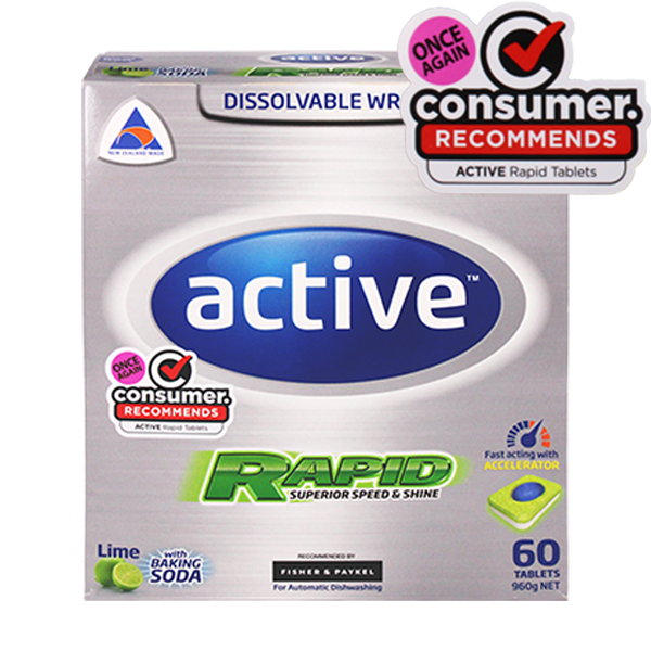 Active Rapid Tablets