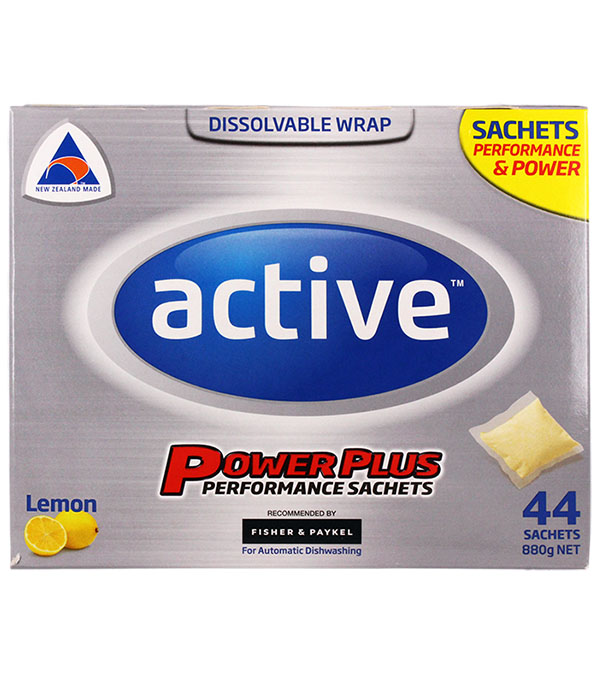 Active Sachets - Lemon