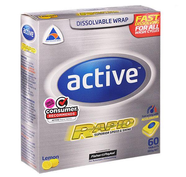 Active Tablets - Lemon
