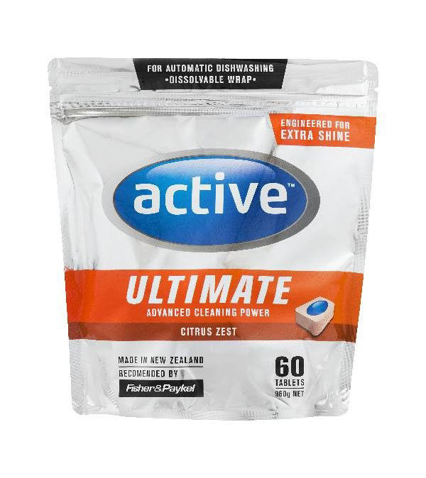 Active Ultimate Tablets - Citrus Zest - 60 Tablets