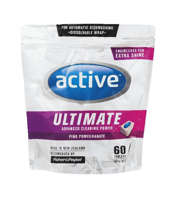 Active Ultimate Tablets - Pink Pomegranate - 60 Tablets