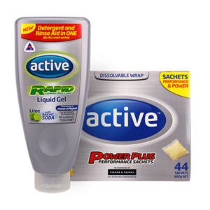 Active Sachets & Gel